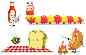 Sunnyland Characters